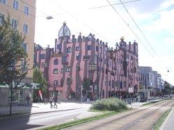 Die Grüne Zitadelle von Magdeburg
