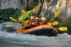 Rafting Adventure Lao