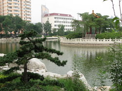 ‪Tianjin People's Park‬