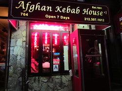 Afghan Kebab House #1
