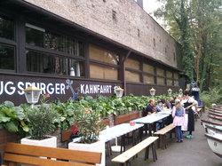Augsburger Kahnfahrt