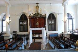 Beracha Veshalom Vegimulth Hasidim Synagogue