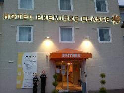 Premiere Classe Le Mans Ouest - Universite