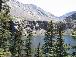 Kit Carson Peak and Challenger Point