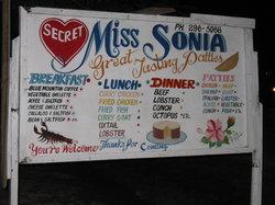 Sonia's