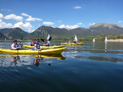 Kayak Lake Dillon