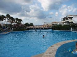 """Main pool B' near the bar """"Kalypso"""""""