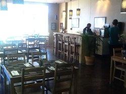 Green Organic Food & Wine Bar