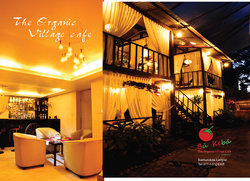 Bu keba The Organic Village Cafe`