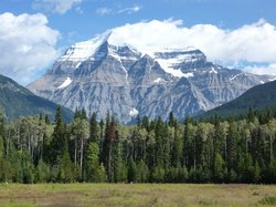 Mount Robson Provincial Park and Protected Area