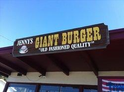 Jenny's Giant Burger