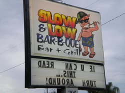 Slow & Low Barbeque