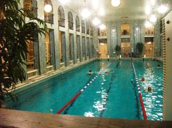 Yrjonkadun Swimming Hall