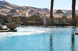 Qasr Al Sarab Desert Resort by Anantara - Ghadeer Poolside Bar