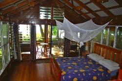 Safari Island Lodge