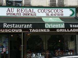 Au Regal Couscous