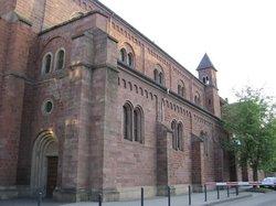 Mutterhauskirche St. Josef