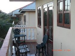 Nuestro balcon