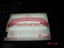 Konoba pizzeria Notturno