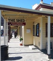 The Shed Ice Cream Parlour & Takeaway