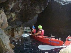 Sicily in Kayak