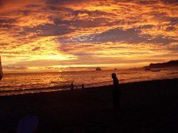 tramonto a zipolite