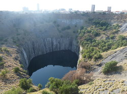 Big Hole o mina Kimberley