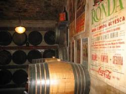 ロンダ ワイン博物館