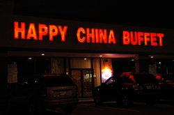 Happy China Buffet