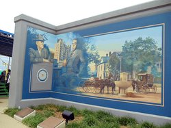 Floodwall Murals