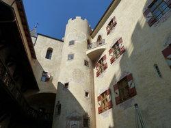 Brunico castles