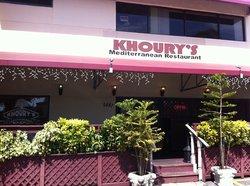 Khoury's Mediterranean Restaurant
