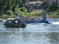 Willamette Jetboat Excursions
