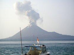 Anak Krakatau Nature Reserve