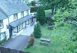 Marykirk Hotel Beer Garden