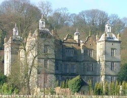 Plas Teg Jacobean Mansion