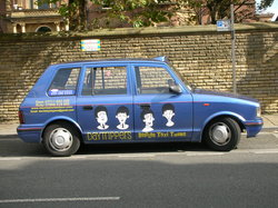 Daytrippers Beatles Taxi Tours