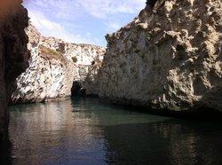 Papafragas Cave