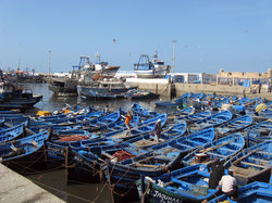 Essaouira Fishing Port
