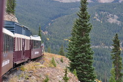 ‪Leadville, Colorado & Southern Railroad‬