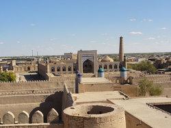 クフナ アルク城塞