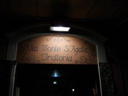 Trattoria Monte S. Agata