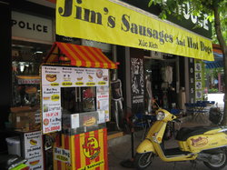Jim's sausages