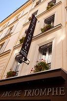 巴黎凱旋門酒店