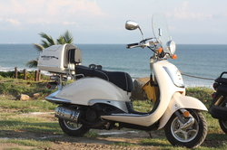 Riviera Scooter Rental and Tours