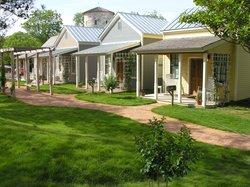 Fredericksburg Herb Farm - Sunday Haus Cottages