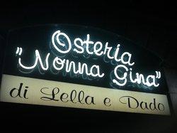 Osteria Nonna Gina
