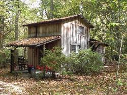 Honeymoon Woods Cabin