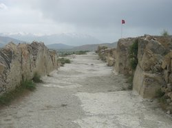 Ancient Urartian site of Cavustepe (Sardurihinilli)
