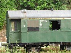 Eisenbahn Stellwerk